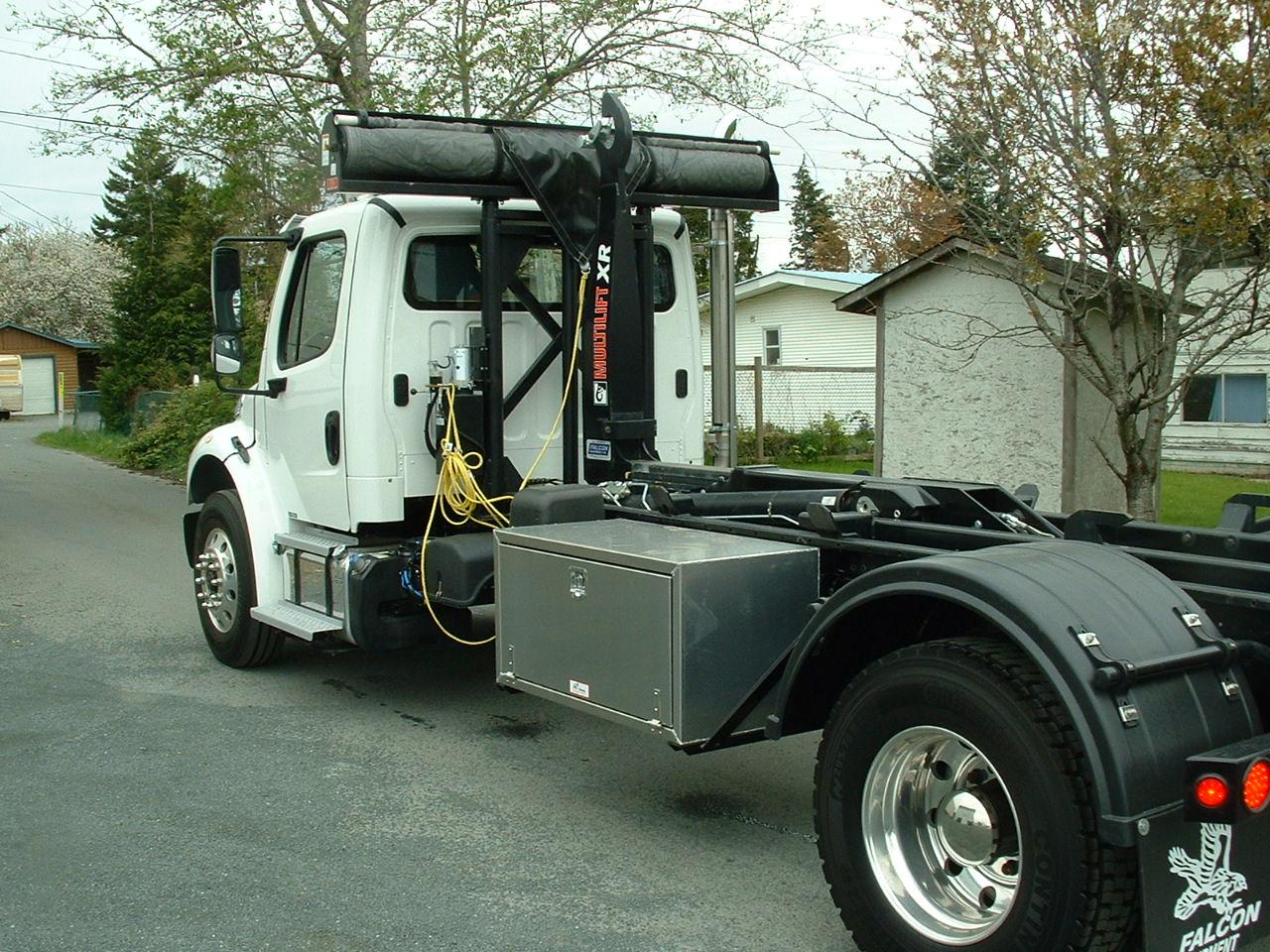 2014 Freightliner M2-106  U0026quot Hooklift U0026quot  Truck