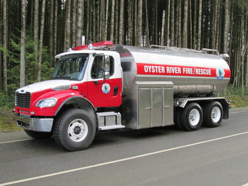 Oyster River Fire/Rescue
