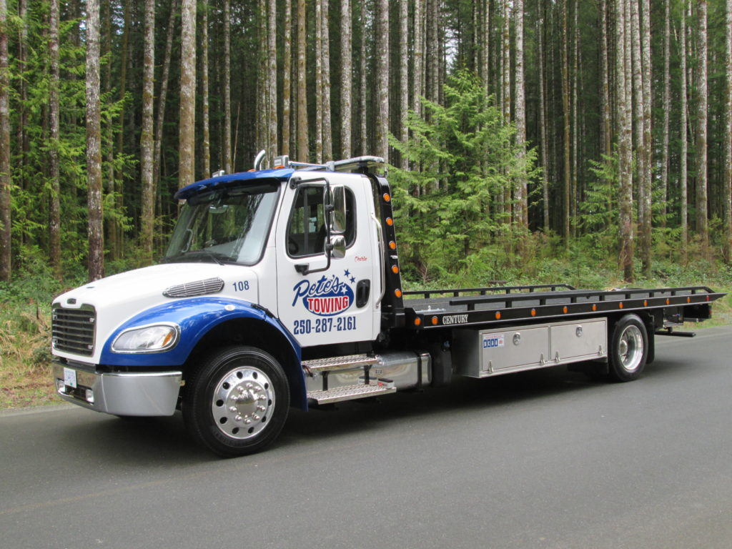 Pete's Towing 108